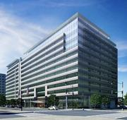The Trammell Crow Co. broke ground on Sentinel Square II in 2011 based on the strength of its previous developments in the area. It is awaiting its first office tenant.