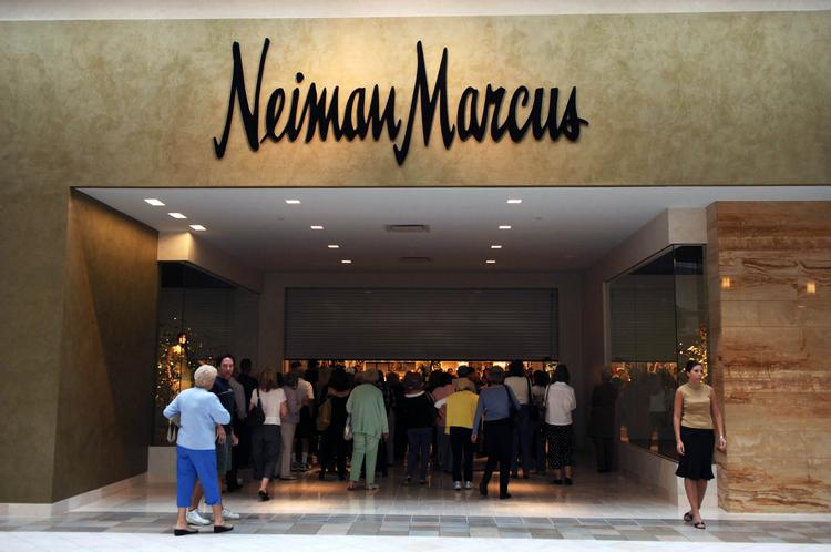 The Neiman Marcus data breach may date back as far as July. Photographer: Richard Sheinwald/ Bloomberg News