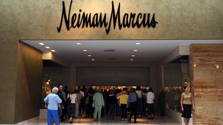 Neiman Marcus is reportedly working to finalize a deal that would bring a new flagship store to New York City. Photographer: Richard Sheinwald/ Bloomberg News