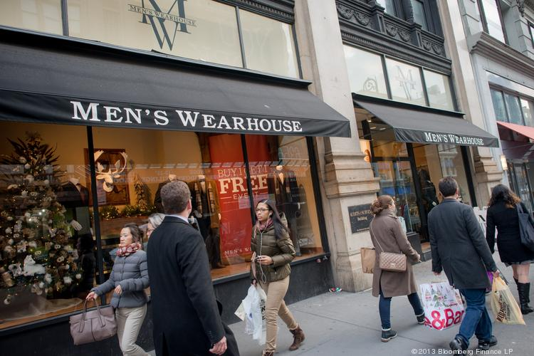 Men's Wearhouse has raised its offer for Jos. A. Bank.
