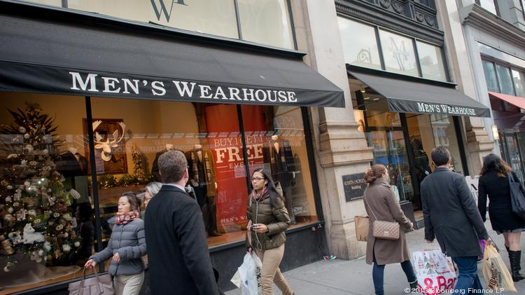 Stifel Nicolaus analyst Richard Jaffe sees Men's Wearhouse achieving about $100 million in savings from its acquisition of competitor Jos. A. Bank.