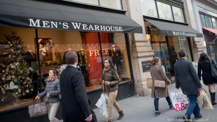 AlixPartners, based in Southfield, Mich., will advise Men's Wearhouse on combining the two retailers.
