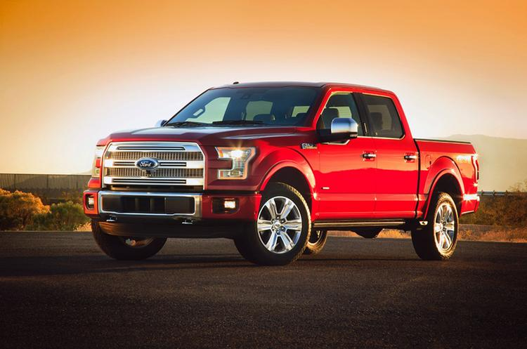 Ford introduces the all-new 2015 Ford F-150.