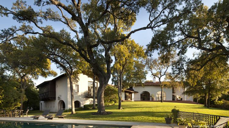 Casa Santuario features a nearly 10,000-square-foot home on five acres. The property was auctioned to the highest bidder in February, but the seller allegedly did not show up for the closing.