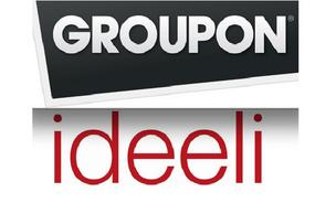 Groupon has acquired ideeli, in a $43 million cash deal.