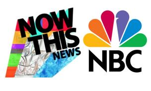 NowThis News and NBC will team up on short videos (think less than two-minutes long).