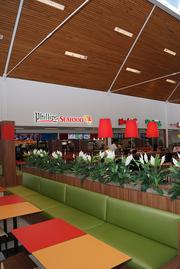 Phillips Seafood will open inside the newly developed Maryland House travel plaza.