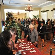 The San Antonio Business Journal Outstanding Lawyer Awards luncheon drew in a full crowd on Dec. 11, 2013.