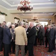 The San Antonio Business Journal's Outstanding Lawyers Awards luncheon was held at the Westin Hotel
