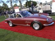 Class 13 winner (post-war preservation): 1967 Ferrari 330 GTC, owned by  Todd Reeg of Scottsdale. Only 600 were produced; this unrestored survivor is a lifetime Arizona car.