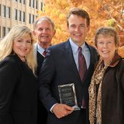 Timothy Alcott, director of legal services at the San Antonio Housing Authority, is a 2013 Winner of the San Antonio Business Journal's Outstanding Lawyers Awards.