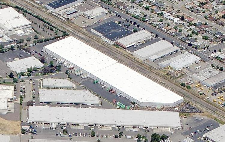 Nor Cal Moving Services leased 333,000 square feet in Hayward.