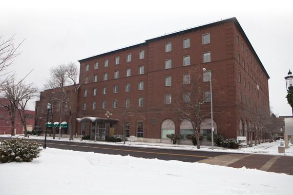 Manchester LP was selected as the city of Middletown's development partner for the redevelopment of the historic Manchester Inn.