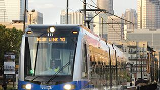 The south corridor Blue Line opened in 2007 and will be followed by a 9-mile extension to UNC Charlotte, expected to be ready by 2017.