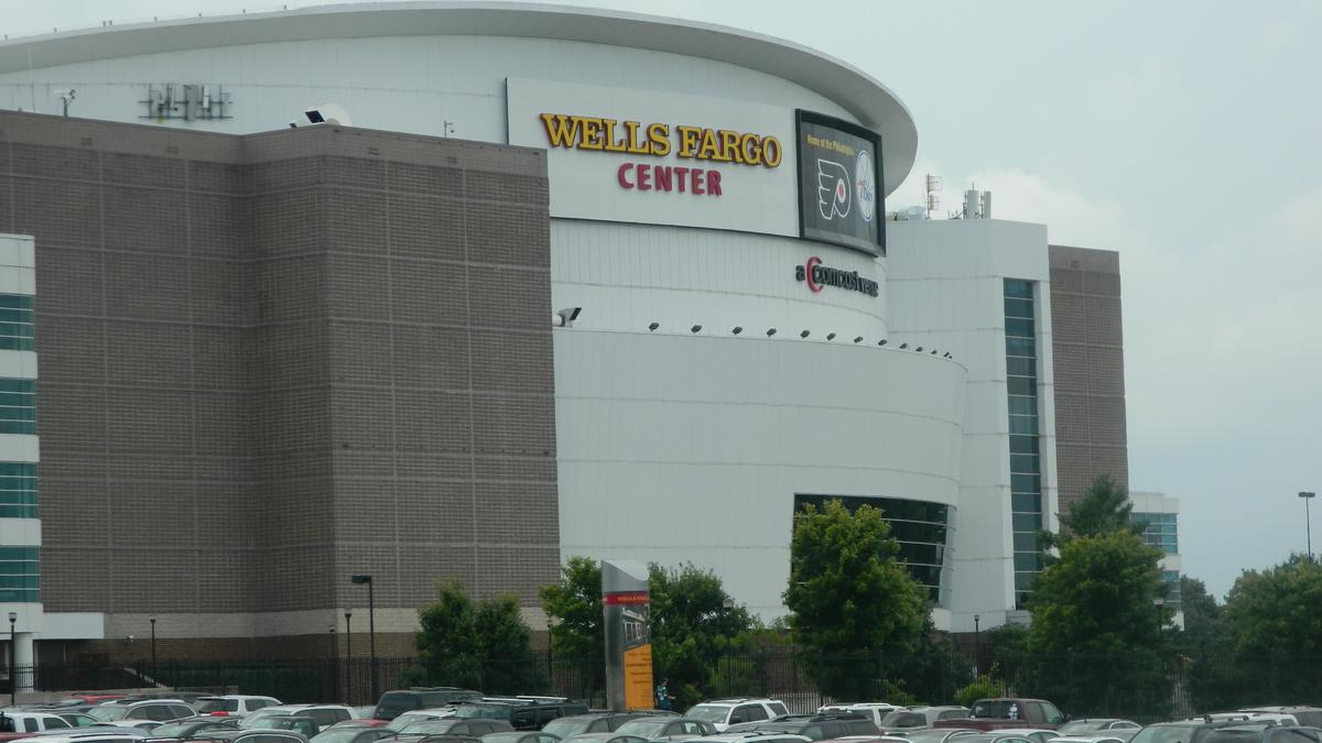 South philadelphia s wells fargo center marks 20th anniversary philadelphia business journal