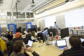MakerSquare LLC has discovered that demand far outweighs what it can supply. The startup that provides coding boot camps to aspiring techies is looking at new ways to offer its 10-week course that costs more than $11,000.