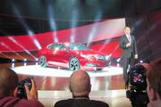 Mike Accavitti, American Honda Motor Co. vice president of automotive operations, said the TLX will be the backbone of its three-car Acura lineup.
