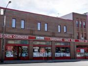 The former Seven Corners Hardware store in St. Paul.