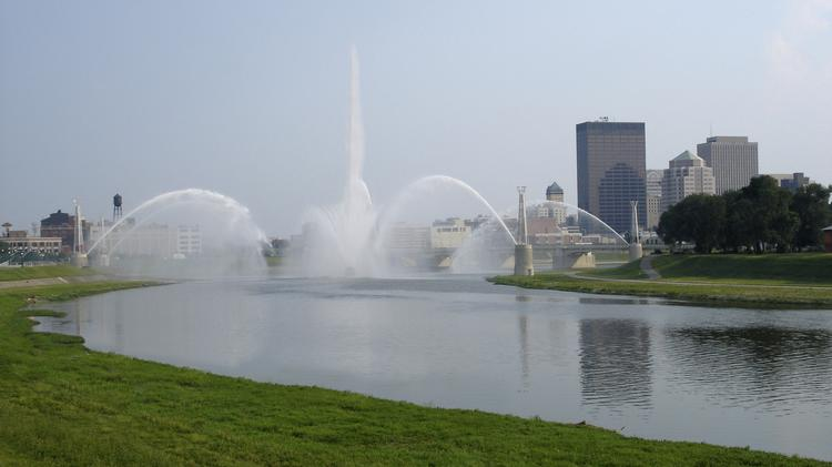 A report from MyLife ranks Dayton No. 115 among 189 mid-sized cities for where to raise children.