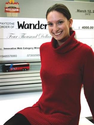 Wanderu, whose CEO and co-founder is Polina Raygorodskaya, has expanded its bus booking service to the Midwest.
