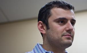 Gary Vaynerchuk, entrepreneur and social media guru.