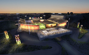 Construction is set to begin in the spring of 2015.