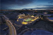 The $210 project kicks off with a $50 million fundraising effort by ASU.