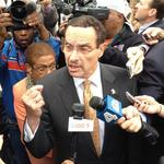 Mayor Vincent Gray won't resign if charged