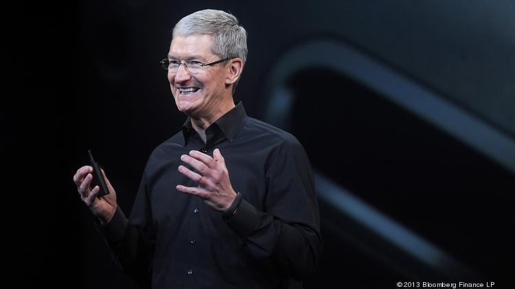 Apple Inc.'s earnings may not have wowed by the numbers, but all ears are on CEO Tim Cook regarding new product announcements.