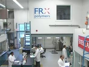FRX Polymers has closed a Series C funding round of $12 million.