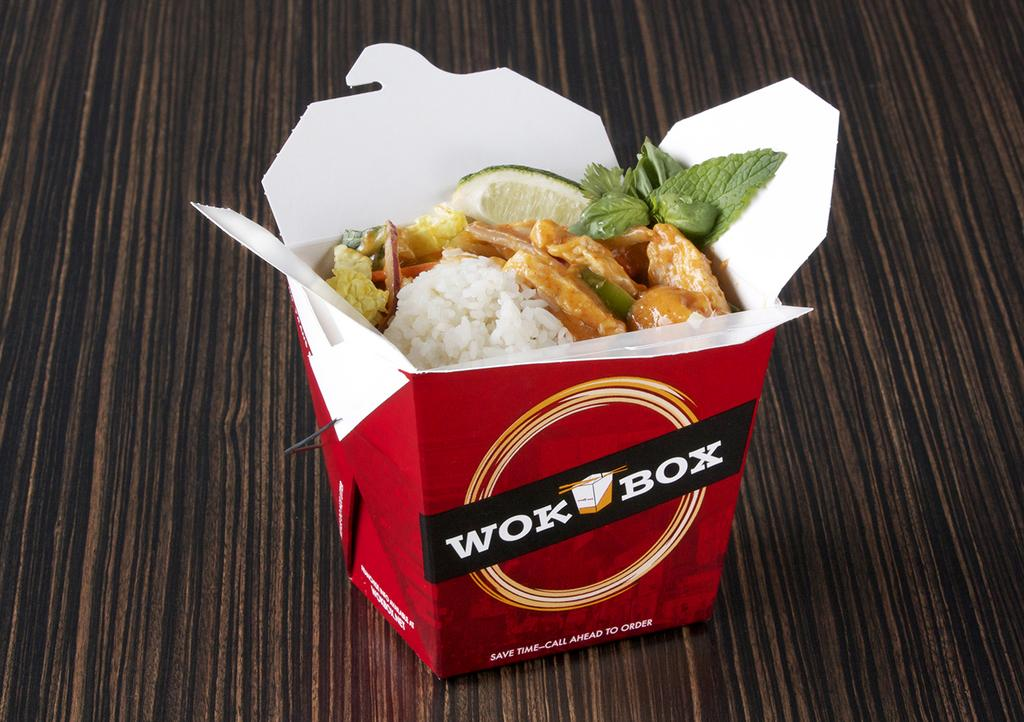 Wok Box Asian Kitchen To Open 60 Locations In North West Texas