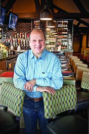 Not Your Average Joe's CEO Steve Silverstein says his Middleborough-based chain has roughly doubled in size since 2000 to 19 sites.