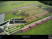 The Novant Health BMX Supercross Track is scheduled to open to the public on Aug. 26.