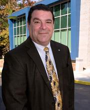Alamance Community College, located in Graham, has a total enrollment of 15,497 students. The president, pictured above, is Martin Nadelman.