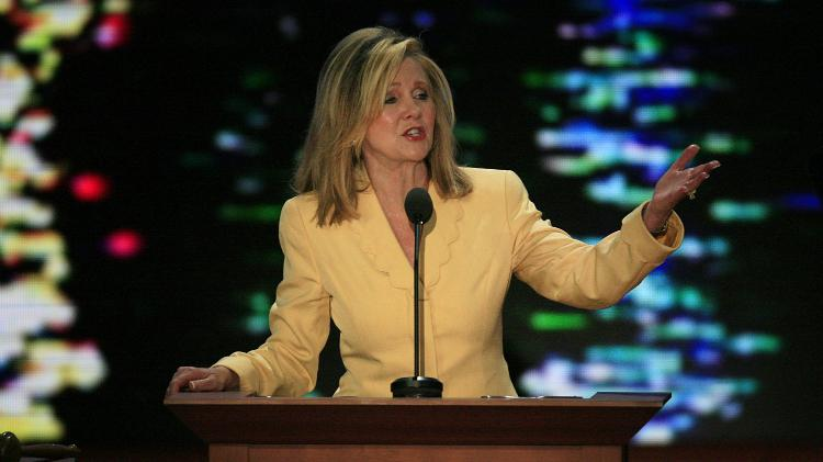 """Marsha Blackburn is a fierce opponent of net neutrality. She praised the court for overturning  what she describes as """"socialistic regulations."""""""