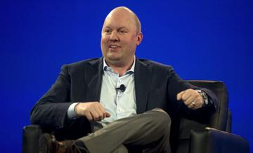 Marc Andreessen unleashes 'twitterstream of conciousness'