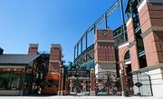 The Baltimore Orioles welcome the start of the 2013 home season.