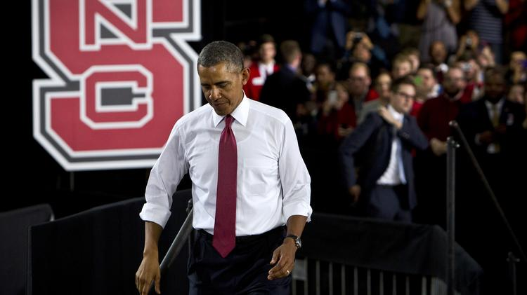 President Obama visited N.C. State University on Jan. 15 to unveil a $140 million manufacturing initiative.