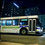Metro bus system may partner with Uber, Lyft