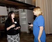 People mingle at the Sacramento Business Journal Book of Lists party.
