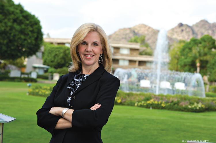 Debbie Johnson, president and CEO of the Arizona Lodging & Tourism Association, sees good things for the industry in 2014.