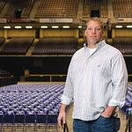 The GM of the Royal Farms Arena shares his top renovation priorties