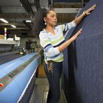 Cone Denim teams with Unifi to launch new type of denim