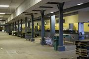 Churchill Downs is also working on significant additions and updates to restrooms, betting windows and food and beverage areas in the grandstand.