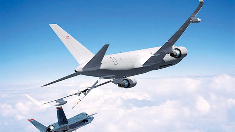 Boeing, with its KC-46, is among companies vying for a $1.4 billion contract to supply four tankers to South Korea. The KC-46 was the winner in a previous battle for a United States contract.