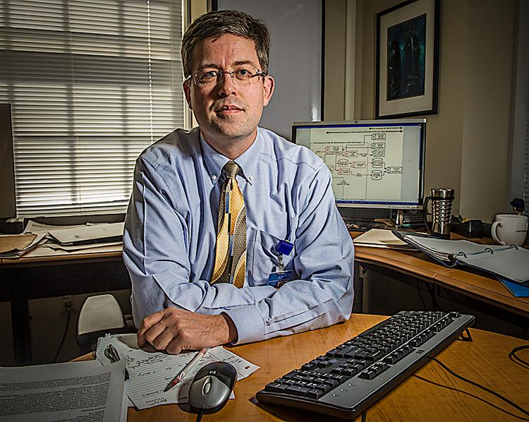 Dr. Russ Waitman is the director of medical informatics at the University of Kansas Medical Center.