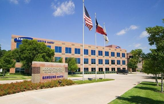 Samsung's U.S. telecom arm, Samsung Telecommunications America, is based in Richardson.