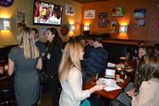 World of Beer in Ballston got packed with folks from all industries Wednesday who came to network, drink and enjoy some appetizers.