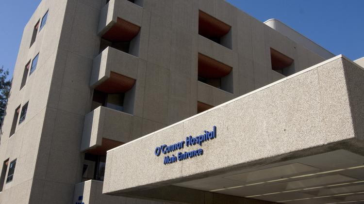 San Jose's O'Connor Hospital is one of the Daughters of Charity facilities up for grabs.