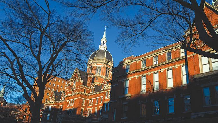 Johns Hopkins Hospital and a workers' union have reached a tentative agreement.